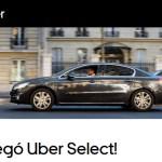 Uber presentó Select en Buenos Aires: una opción para viajar en autos premium. ¿Cuánto cuesta?