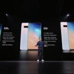 Los Galaxy S10 son oficiales: lector de huellas bajo la pantalla, 1 TB y cámaras inteligentes. Qué diferencias tienen entre sí