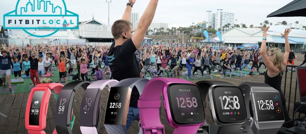 Fitbit aumenta su presencia en Argentina: más productos y actividades junto a los amantes del deporte y el yoga