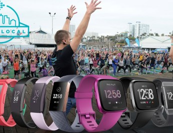 Fitbit Local