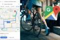 Google Maps sumó indicaciones para viajes en bicicleta, incluidas bicisendas y ciclovías. ¿Cómo funciona?