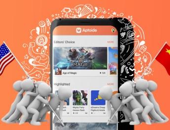 Aptoide Huawei
