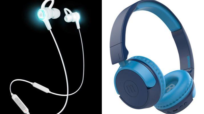 Auricular Bluetooth Maxell