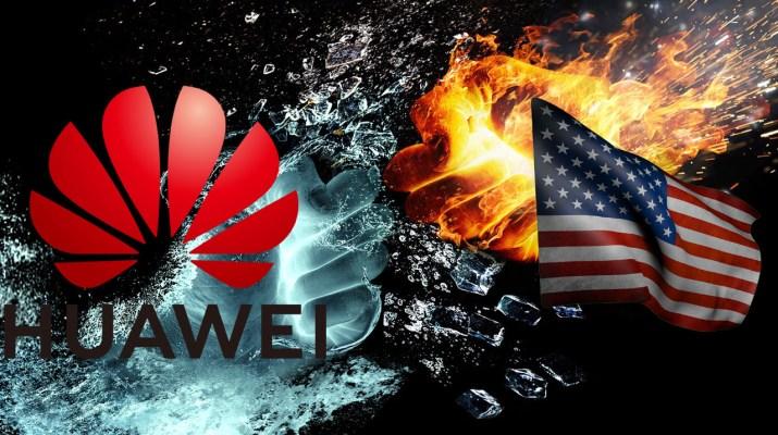 Huawei vs EEUU