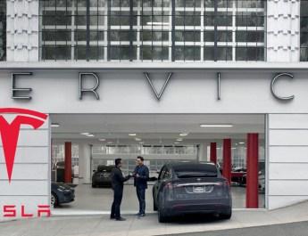 Taller Tesla