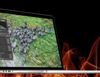 MacBook Pro Retina bateria