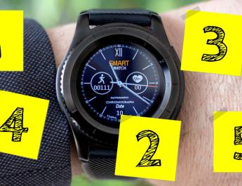 Ranking smartwatch