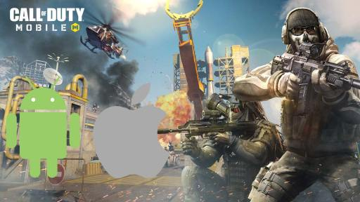 Call of Duty para Android iPhone