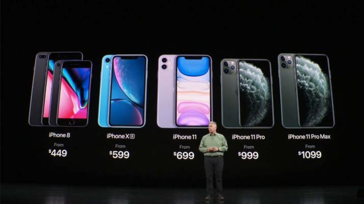 Precios iPhone 11