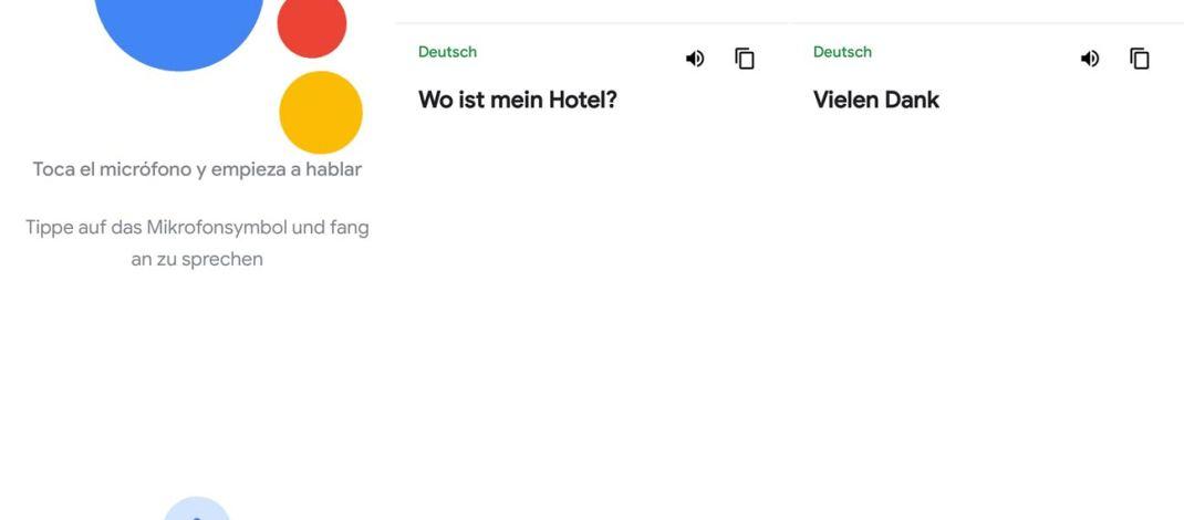 El Asistente de Google ahora traduce idiomas en tiempo real: ya no hay que instalar ninguna app para hacerse entender durante un viaje
