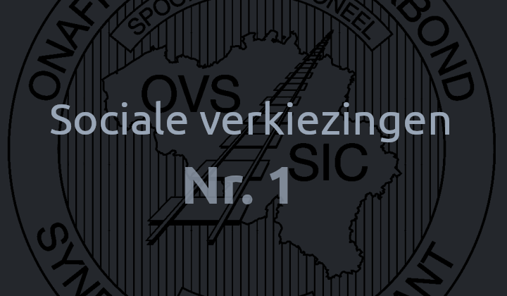 Sociale verkiezingen 2018