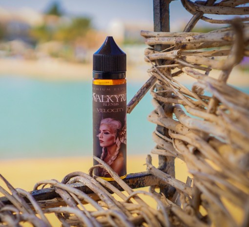 VelocityValkyrie Blends Egypt   This is a complex yet smooth blend of tobacco with multi layers of creams, hints of vanilla and sweetened with caramel Vape