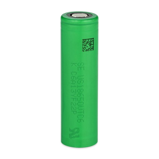 Sony 18650 VTC6 High-drain Battery 30A 3000mAh 1PCS