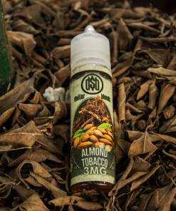 Almond Tobacco Dollar Blends E Liquid