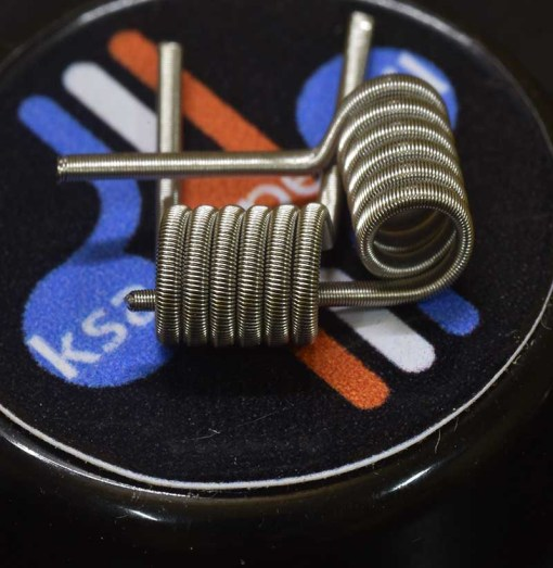 Fused Clapton-Easy Coil (2 pcs)