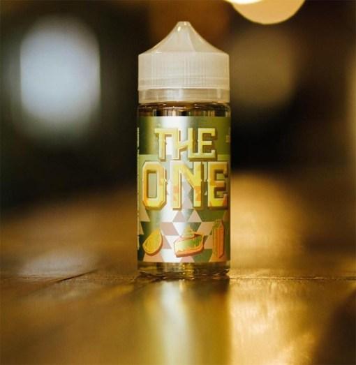 The One Lemon-Beard Vape Co-100ml