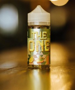 The One Lemon-Beard Vape Co-100ml