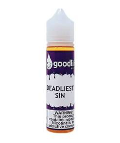 Deadliest Sin-Good Life Vapor-60ml