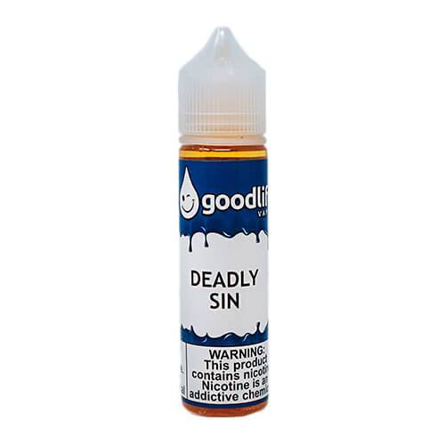 Deadly Sin VG Good Life Vapor | Obsession Vape Store Egypt