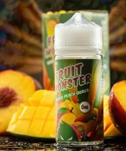 Jam MonsterMango Peach Guava 100ml
