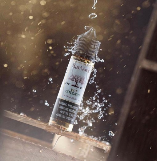 VCT CoconuteLiquid By Ripe Vapes