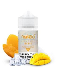 Naked 100 ICE Amazing Mango eLiquid 60ml