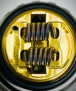 CAPTAIN COILS ALIEN DUAL CORE