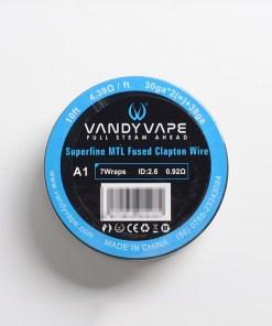 VANDY VAPE A1 Superfine MTL Fused Clapton SPOOL
