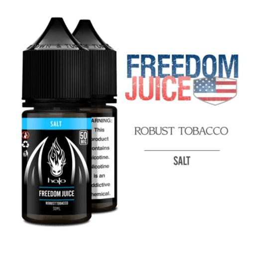Freedom Juice-Halo Salts- 30ml