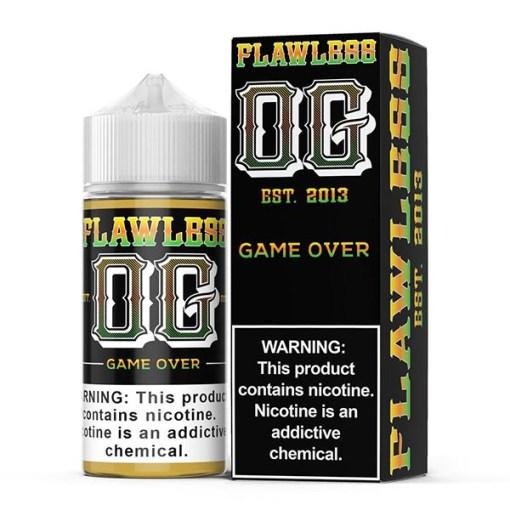 Game Over by Flawless OG E-Liquid 100ml