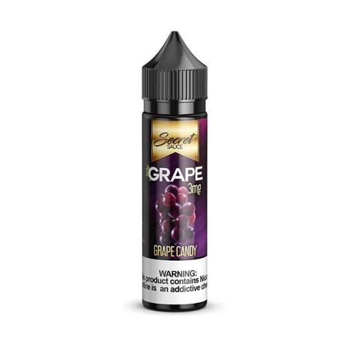 Secret Sauce Grape E Liquid 60ml