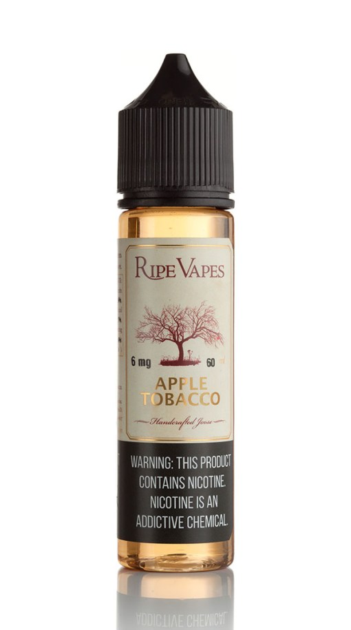 Apple Tobacco Ripe Vapes