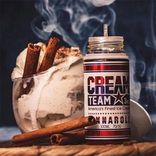 Cream Team Cinnaroll Ejuice 100ml