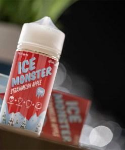 Ice Monster Strawmelon Apple eLiquid 100ml