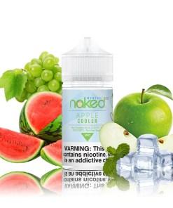 Naked 100 Menthol Apple eLiquid 60ml