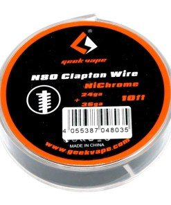 GeekVape N80 Clapton Wire 10ft