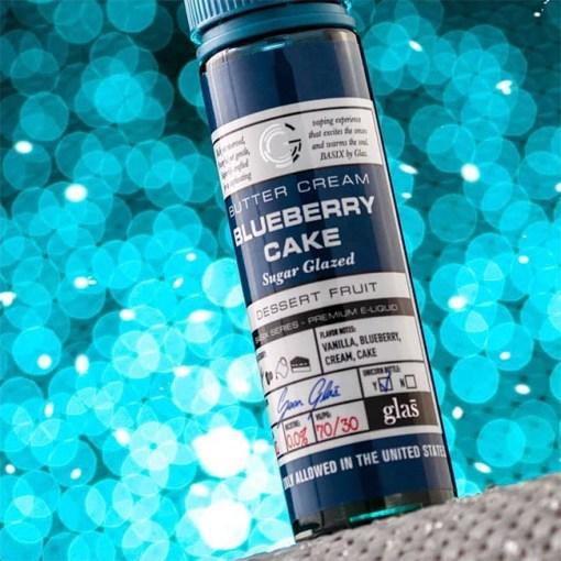 Blueberry Cake -Glas Basix-60ml