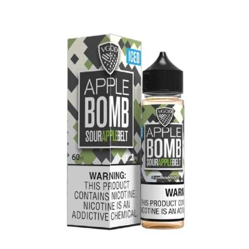 VGOD Apple Bomb Iced eLiquid 60ml