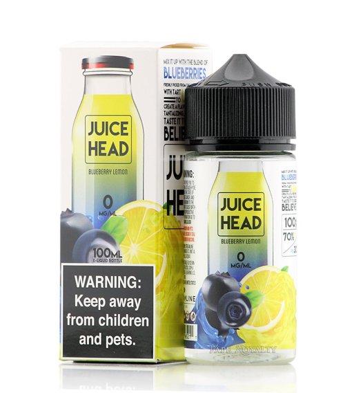 Juice Head Blueberry Lemon 100ml