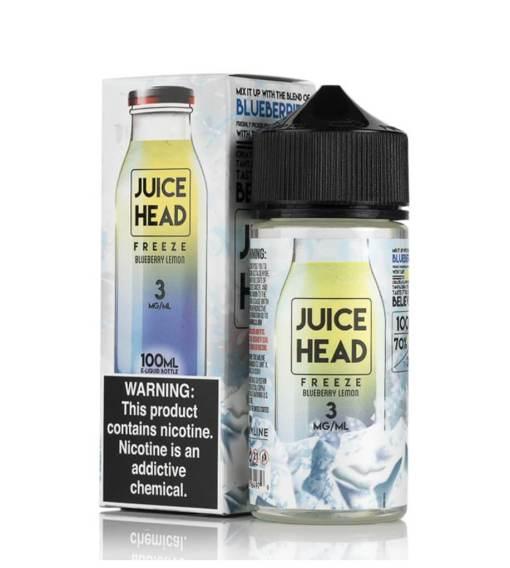 Juice Head FREEZE Blueberry Lemon 100ml