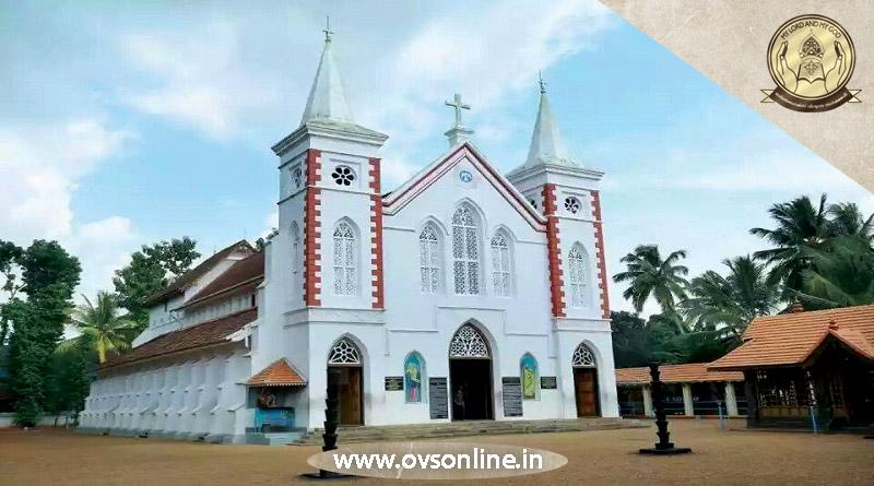 Niranam Church built by St. Thomas