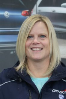 Michelle Powell - Fleet Manager