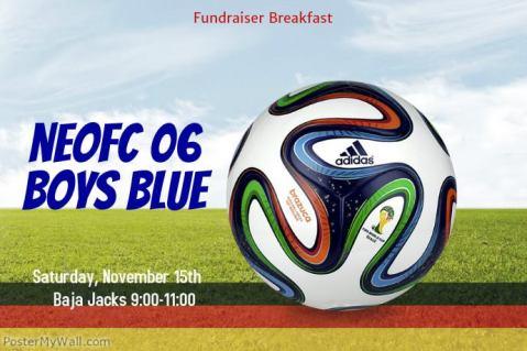 baja jacks fundraiser soccer team