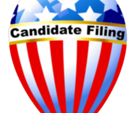 School Board Candidate Filing Set to Begin Monday, December 2