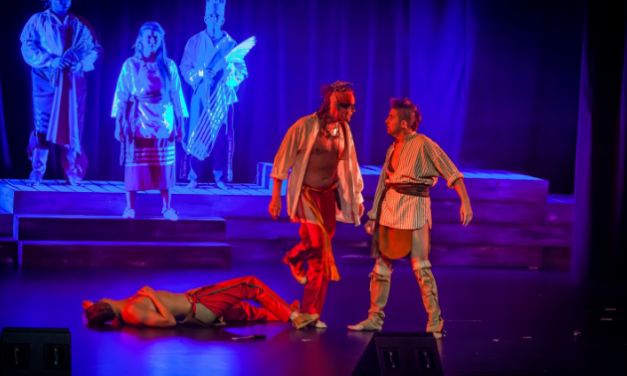 "Cherokee Musical ""Nanyehi"" Returns to The Joint at Hard Rock in November"