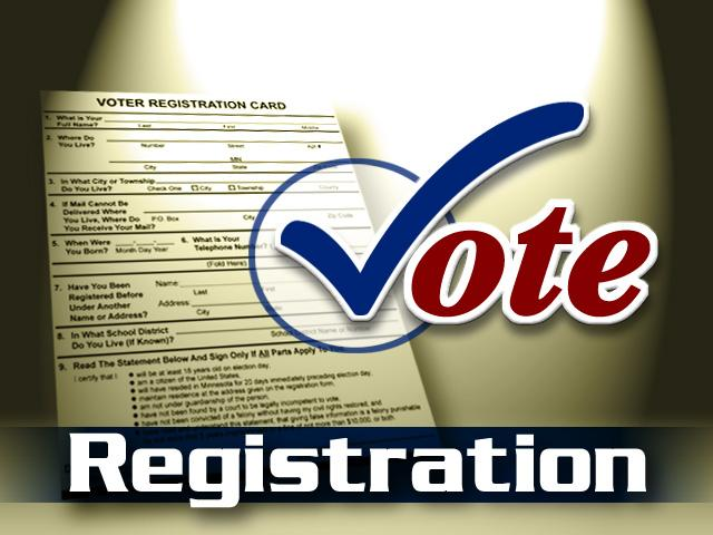 Voter Registration Deadline is December 16th