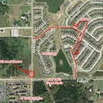 145th East Avenue Road Closure Scheduled – North of 106th Street North