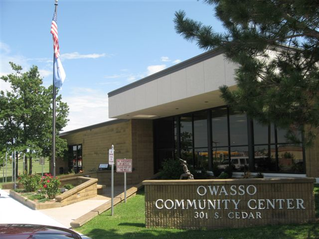 The Owasso Community Center Offers Services for Citizens of All Ages!