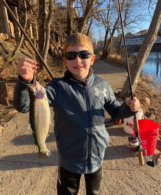 Fishing Report for January 20, 2021