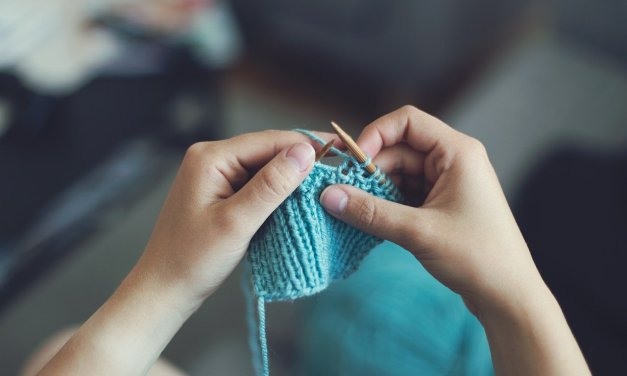 Knitting Lessons Beginning at the Owasso Community Center